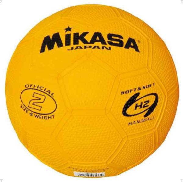 ハンド2号発泡ゴムスポーツテスト用【MIKASA】ミカサハントドッチ11FW mikasa(HR2Y)*20