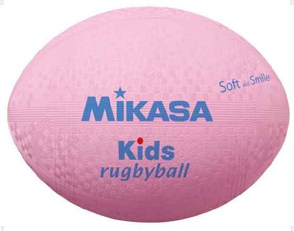 キッズラグビー ピンク【MIKASA】ミカサラグ...の商品画像