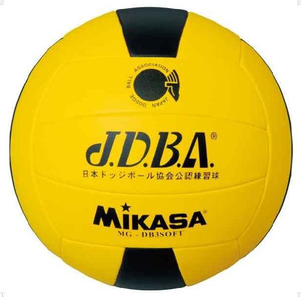 ドッジ3号 縫いソフトタイプ【MIKASA】ミカサハントドッチ11FW mikasa(MGDB3SOFT)*25