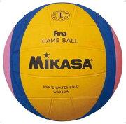 国際公認球、男子 黄/青/P【MIKASA】ミカサスイエイ mikasa(W6000W)*21