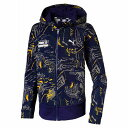 Alpha AOP Sweat Jacket FL B【PUMA】プーマスウェットシャツ(580866)*23