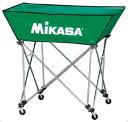 ボール籠 船型【MIKASA】ミカサ学校機器11FW mikasa(BCSPWL)<お取り寄せ商品の為、発送に2~5日掛かります。>*20