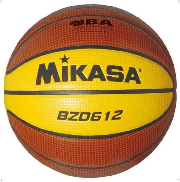 バスケ6号人工皮革12ディンプル【MIKASA】ミカサバスケット11FW mikasa(BZD612)*21