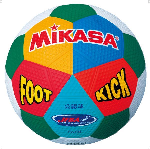 フット&キック ゴム試合球 レッド【MIKASA】ミカササッカー11FW mikasa(F2CR)<発送に2〜5日掛かります。>*25