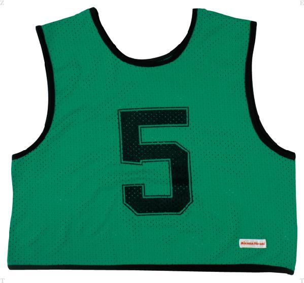 ゲームジャケット ハーフ10枚 グリーン【MIKASA】ミカサマルチSP11FW mikasa(GJH10G)<発送に2〜5日掛かります。>*20