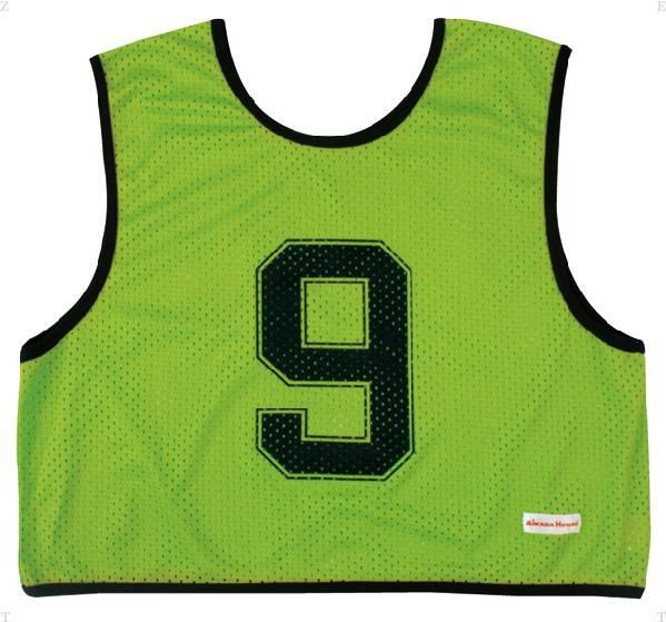 ゲームジャケット ハーフ10枚 Kグリーン【MIKASA】ミカサマルチSP11FW mikasa(GJH10KG)<発送に2〜5日掛かります。>*20