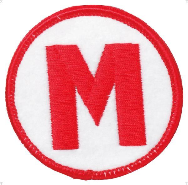 バレーボールマーク 刺繍【MIKASA】ミカサバレー11FW mikasa(KMM)<お取り寄せ商品の為、発送に2〜5日掛かります。>*20