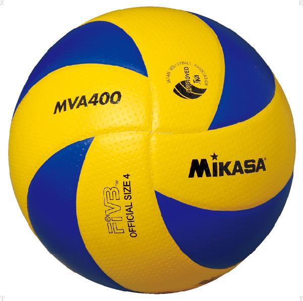 バレーボール 8枚パネル検定4号【MIKASA】...の商品画像