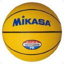 ポートボール ゴム イエロー【MIKASA】ミカサバスケット11FW mikasa(PBY)*20