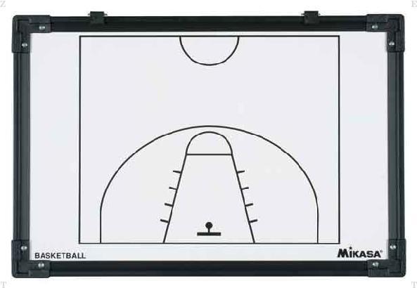 作戦盤 バスケット用【MIKASA】ミカサバス...の紹介画像2
