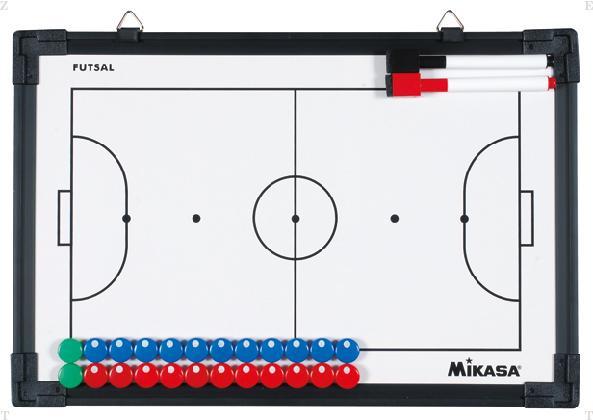作戦盤 フットサル用【MIKASA】ミカササッカー11FW mikasa(SBFS)<お取り寄せ商品の為、発送に2〜5日掛かります。>*25