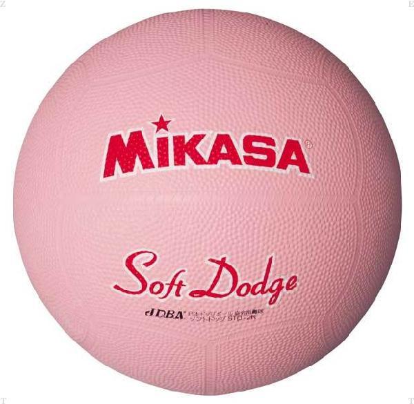 ソフトドッジ2号 ゴム【MIKASA】ミカサハントドッチ11FW mikasa(STD2R)<発送に2〜5日掛かります。>*25