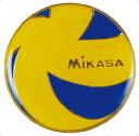 【4月14日20:00~20日23:59 全商品po5倍】トスコイン バレー用 黄/青【MIKASA】ミカサバレー11FW mikasa(TCVA)<お取り寄せ商品の為、発送に2~5日掛かります。>*25