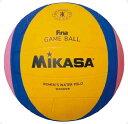 【4月14日20:00~20日23:59 全商品po5倍】国際公認球、女子 黄/青/P【MIKASA】ミカサスイエイ11FW mikasa(W6009W)<お取り寄せ商品の為、発送に2~5日掛かります。>*21