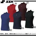 SCαハイネックノースリーブアンダーシャツ【SSK】エスエスケイ アンダーシャツ14SS(SCA140HN)*20