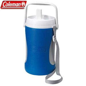 ジャグ1/2ガロン【coleman】コールマンジャグ水筒13SS(20000104-48/49/50/51)<発送に2〜5日掛る場合が御座います。>
