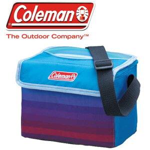 グラデーションソフトクーラー/4L【coleman】コールマンクーラーバッグ13SS(2000011325)<発送に2〜5日掛る場合が御座います。>