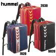 エナメルバックパック【hummel】ヒュンメル ●エナメルバックパック リュック 14SS(HFB3003)※46