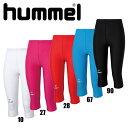 レディースカプリレギンス【hummel】ヒュンメル ●サッカー ウェア アンダー(HLP6001)*79