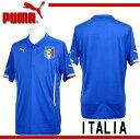 イタリア代表 SSホームシャツ レプリカ【PUMA】プーマ ●レプリカシャツ ユニホーム 14SS(
