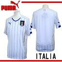 イタリア代表 FIGCイタリアSSアウェイシャツ レプリカ【PUMA】プーマ ●レプリカシャツ ユニホーム 14SS(744291-02)*61
