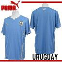ウルグアイ代表 ホームレプリカシャツ【PUMA】プーマ ●サッカートレーニングウェア 14SS(744322-01)*80
