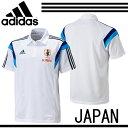 日本代表 Condivo14 ポロシャツ【adidas】アディダス ●サッカー日本代表ウェア 14SS(IEB83)※65sale0