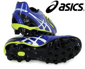 リーサルスナイパー3JR【asics】アシックスジュニアサッカースパイク14SS(TSI225-6201)<※20>
