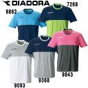 プラクティスTシャツプラクティスシャツ【DIADORA】ディアドラ ● サッカー フトサルプラシャツ 14FW(SP4371)<※45>