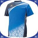 ゲームシャツ(バレーボール)【MIZUNO】ミズノバレーボール ウエア ゲームウエア(V2JA6001)*25