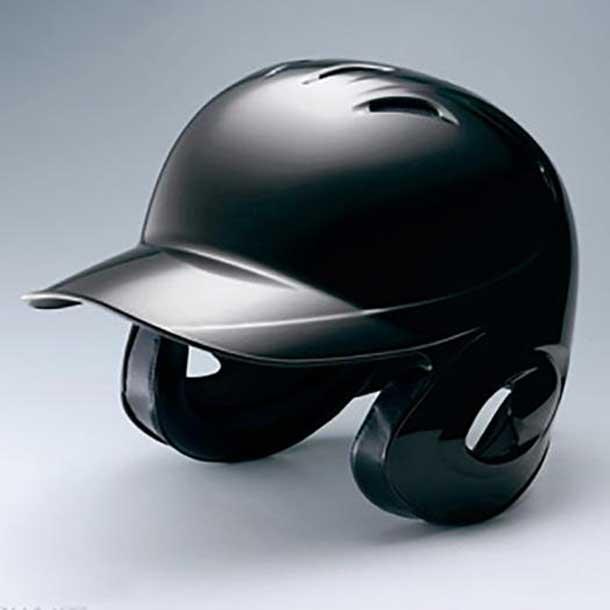 軟式用ヘルメット(両耳付打者用/野球)MIZUNOミズノ野球ヘルメット軟式用(1DJHR101)26