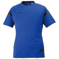 ソーラーカットフィールドシャツ【MIZUNO】ミズノフットボール/サッカー ウエア プラクティスシャツ(P2MA8045)*42の画像