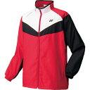 ジュニア 裏地付キウインドウォーマーシャツ【Yonex】ヨネックステニスウインドシャツ J(70049J-001)*20