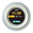 BG38(200m)【Yonex】ヨネックスバドミントガツト(BG382-011)*20