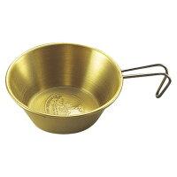 真鍮製 シェラスタッキングカップ320mL【CAPTAIN STAG】キャプテンスタッグアウトドアショッキルイ(M7333)*21の画像