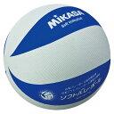 排球 - ソフトバレー 白/青【MIKASA】ミカサバレーソフトバレーボール(MSM78WBL)*20