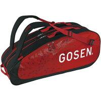 ラケットバック ATHLETE6gosen(ゴーセン)テニスラケットバッグ(ba19ar6-27)*20の画像