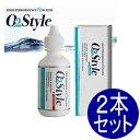 楽天ピーティー2本セット O2 Style オーツースタイル 60ml 濃縮酸素水 酸素補給飲料 多くのトップアスリートが支持 飲み物に混ぜてお召し上がりいただけます。 酸素水 O2スタイル 送料無料 代引き手数料無料