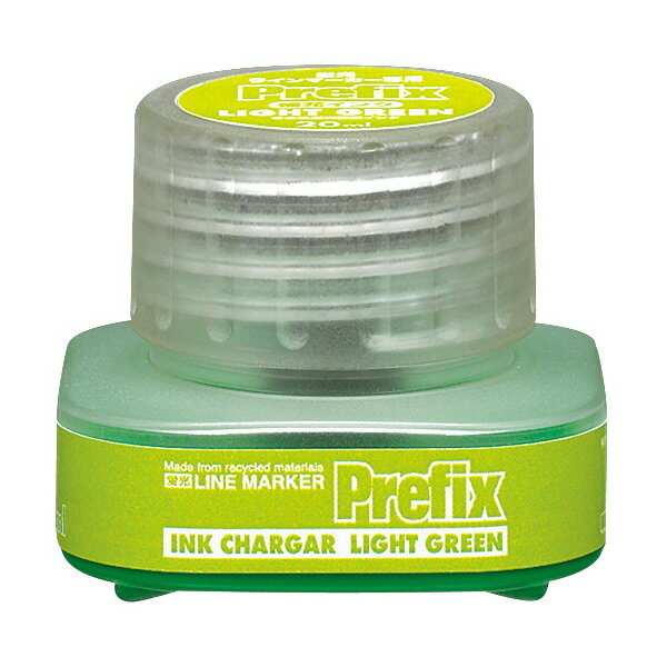 Prefix supplement ink light green PMR-L10G