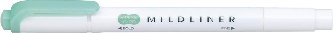 That mild liner mild blue green ◆ ◆