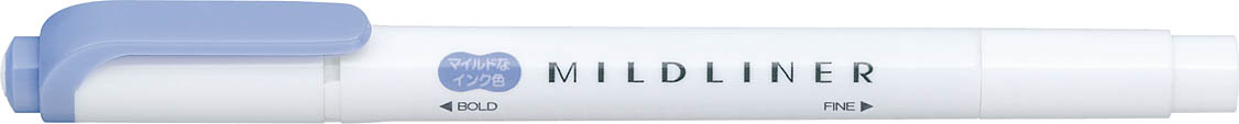 That mild liner マイルドダーク blue ◆ ◆