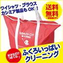 【送料無料】【ノーマルサイズ】袋いっぱい!クリーニング