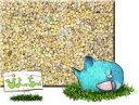 ぴよっちゅ ムキエサ (皮むき) 10kg×1 紙袋入 : 鳥の餌 えさ