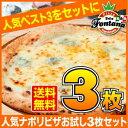ピザ セット【送料無料】 『石窯で焼いた人気ナポリピ