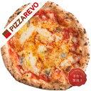クワトロフォルマッジ・ロッソ【冷凍ピザ専門店】チーズ好きの方に絶対食べてほしい。4種類の厳選チーズをふんだんに使用した一枚。