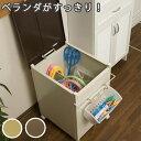 ハンガーが片付く! 日本製 ベランダ収納庫 洗濯ハンガーボッ...
