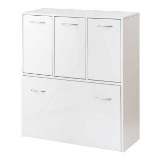 廚房系列面對五個單獨除塵箱白色分揀垃圾箱垃圾垃圾可以垃圾案例垃圾框垃圾桶垃圾和垃圾另板