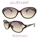 2016年 国内正規品 ジルスチュアート サングラスJILL STUART(ジルスチュアート) 06-0576 カラー3 人気モデル UVカット キュート おしゃれ フェミニン