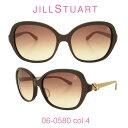 2016年 国内正規品 ジルスチュアート サングラスJILL STUART(ジルスチュアート) 06-0580 カラー4 人気モデル UVカット キュート おしゃれ フェミニン
