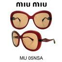 ショッピングmiumiu MIU MIU(ミュウミュウ) サングラス MU05NSA HAW1P1 人気モデル UVカット おしゃれ かわいいサングラス レディース uvカット